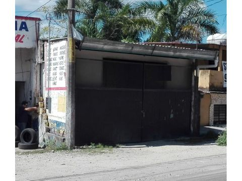 renta bodega taller 175m2 palenque