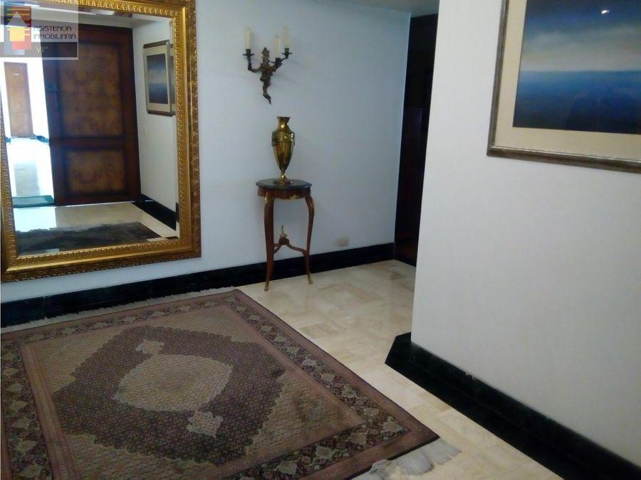 venta apartamento bosque medina 181m 2 habitac