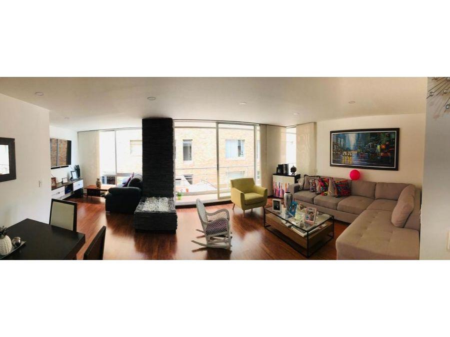 venta apartamento 71 mtrs santa barbara con balcon