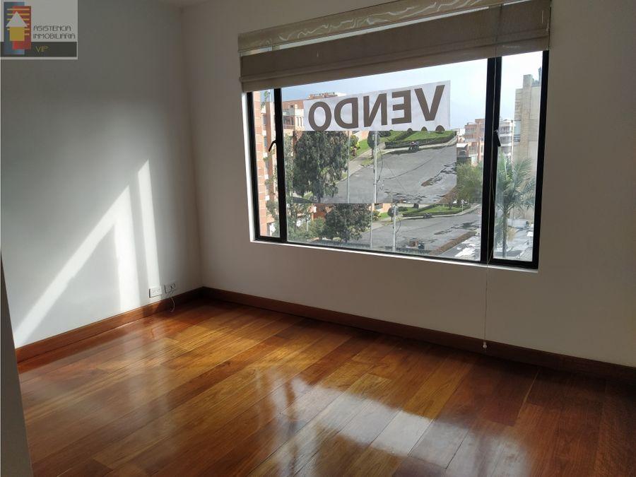 venta apartamento santa bibiana chico duplex
