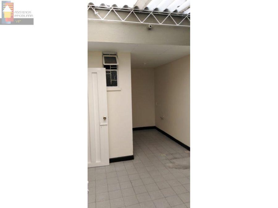 arriendo casa para oficinas bodega empresa quinta paredes
