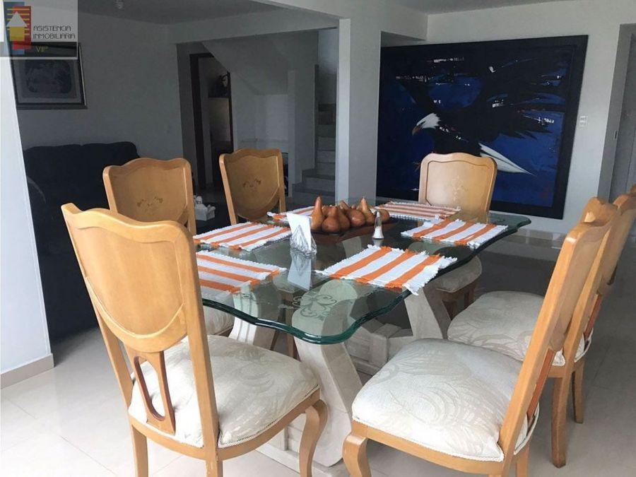 venta o permuta penthouse en canaveral club house