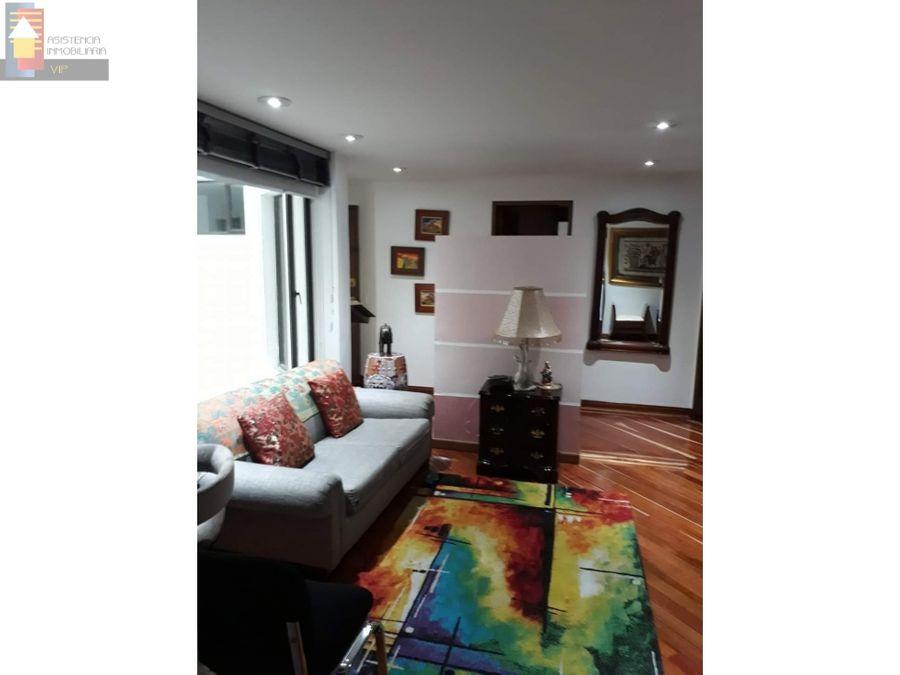 venta apartamento en la carolina 169 mtrs mas balcon 8 mtrs