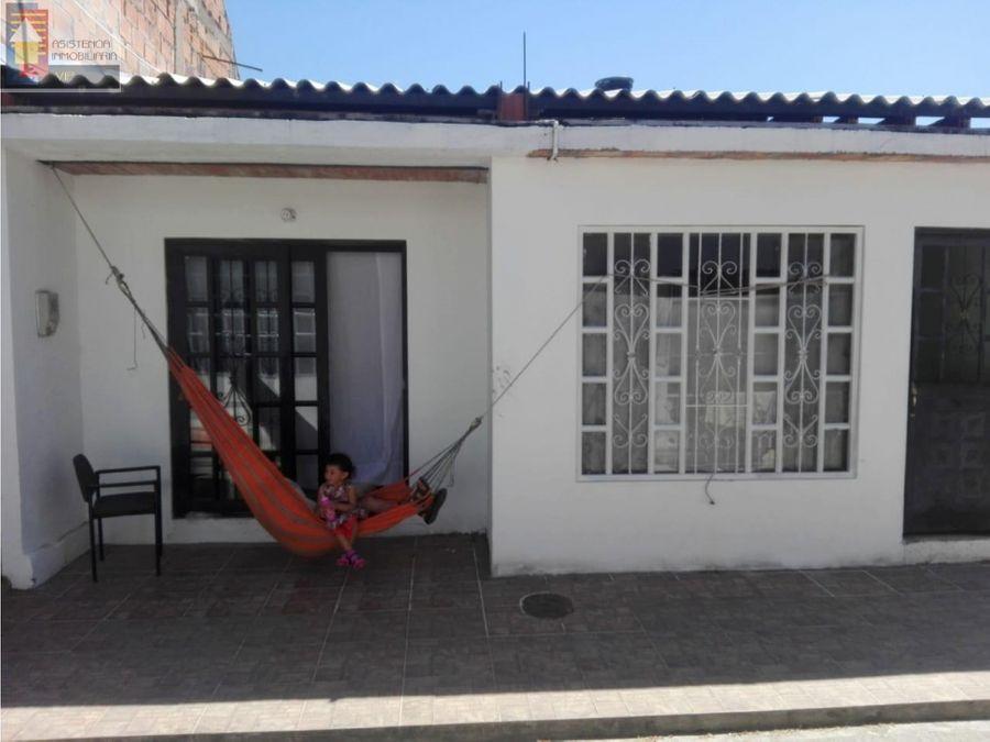 venta casa en flandes conjunto cerrado