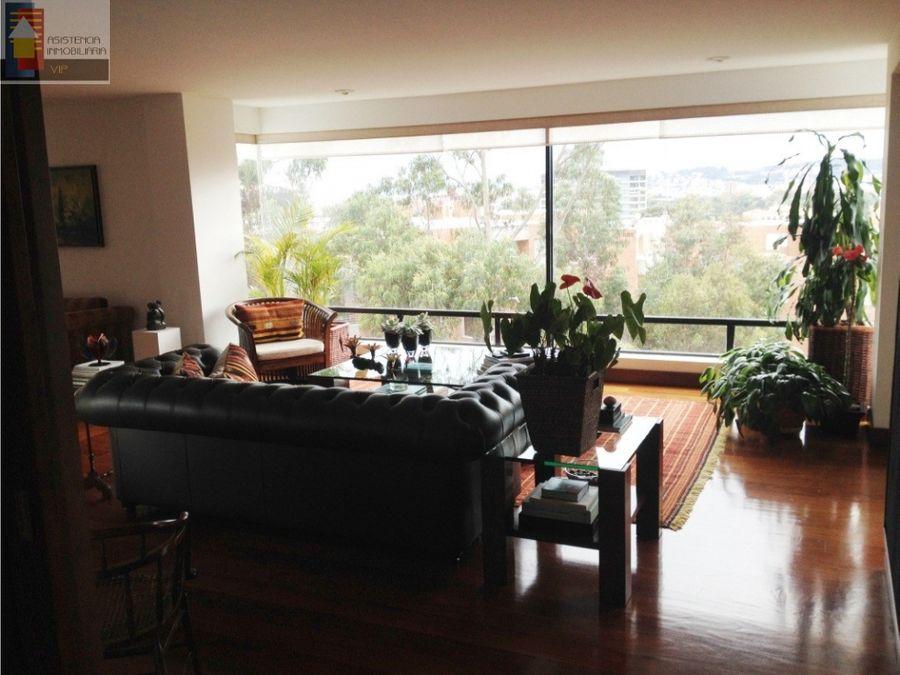 venta apartamento bosque medina 250 mtrs terraza balcon
