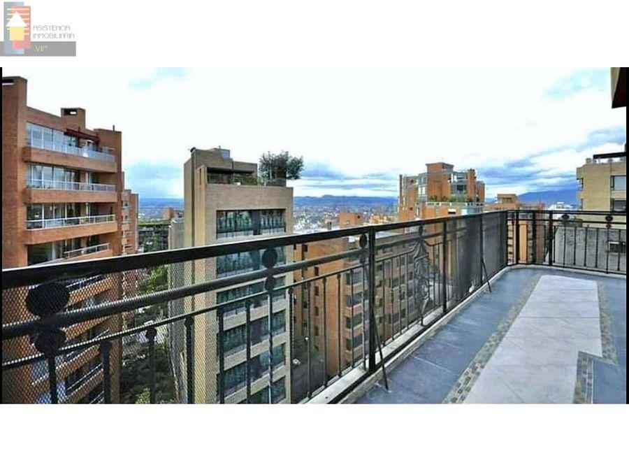 venta penthouse duplex rosales cinco habitaciones