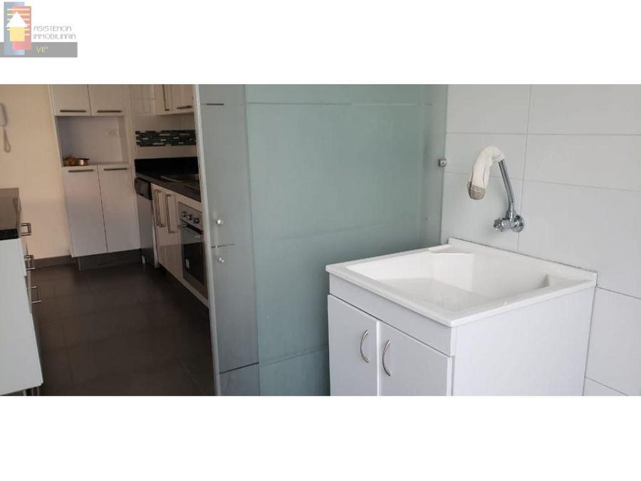 venta apartamento santa paula con balcon
