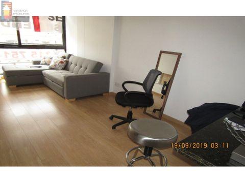 venta apartamento santa barbara 70 mtrs 2 habit