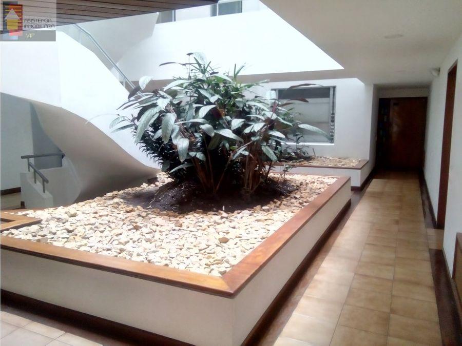 venta apartamento santa barbara central 162 m2