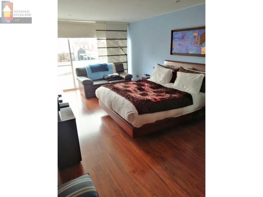 venta apartamento en rosales 195 mtrs mas 78 terraza