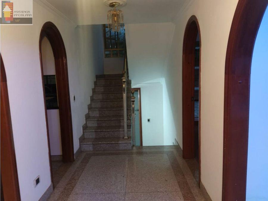 arriendo casa cerros de suba 6 habitaciones