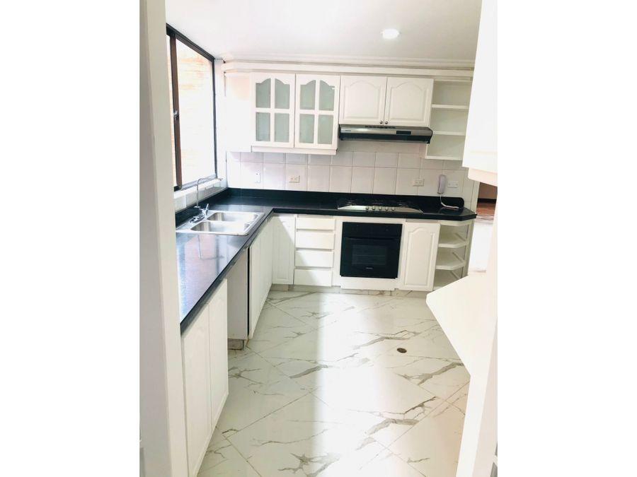 venta apartamento santa barbara 156 mtrs remodelado
