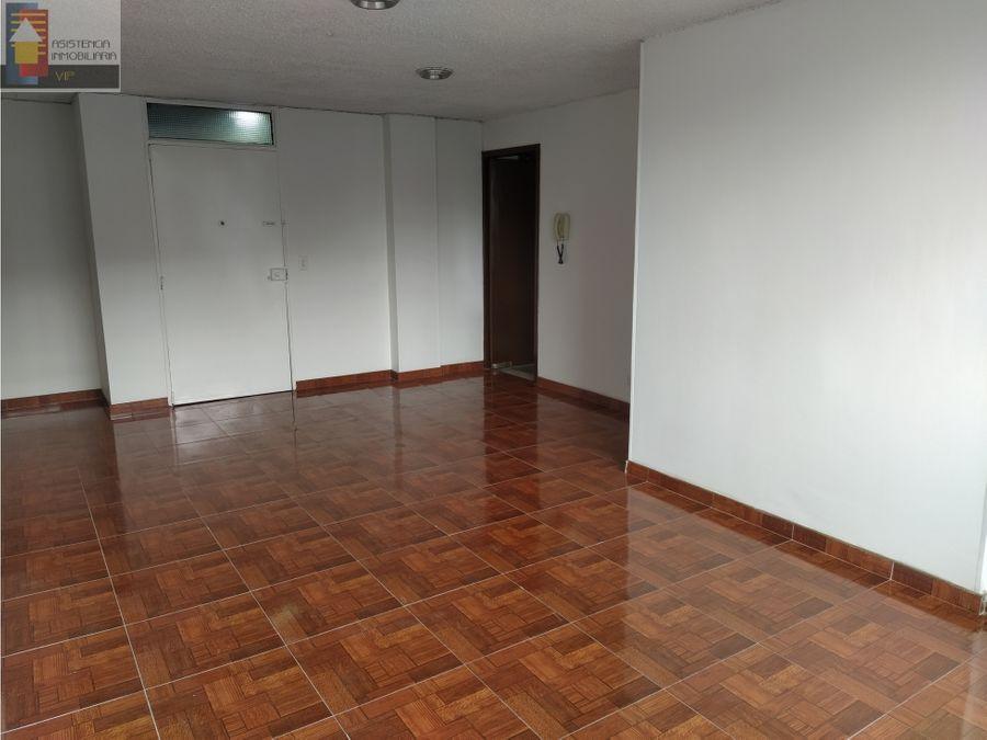 venta de apartamento corferias teusaquillo