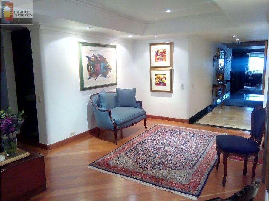 venta apartamento bosque medina 211 m2 3 habitac