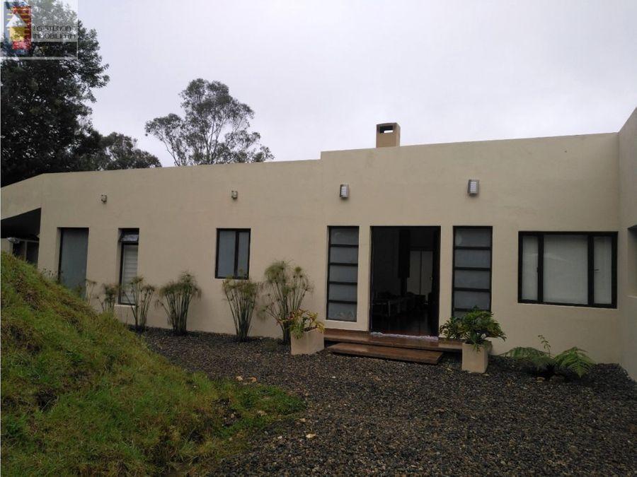 venta casa campestre altos de potosi calera
