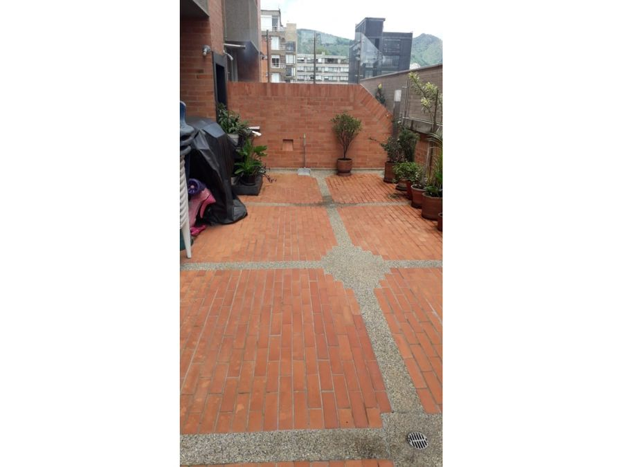 venta de apartamento santa barbara 160 mtrs mas 62 terraza