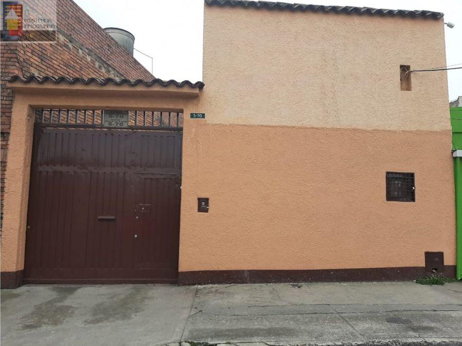 venta casa lote barrio velodromo