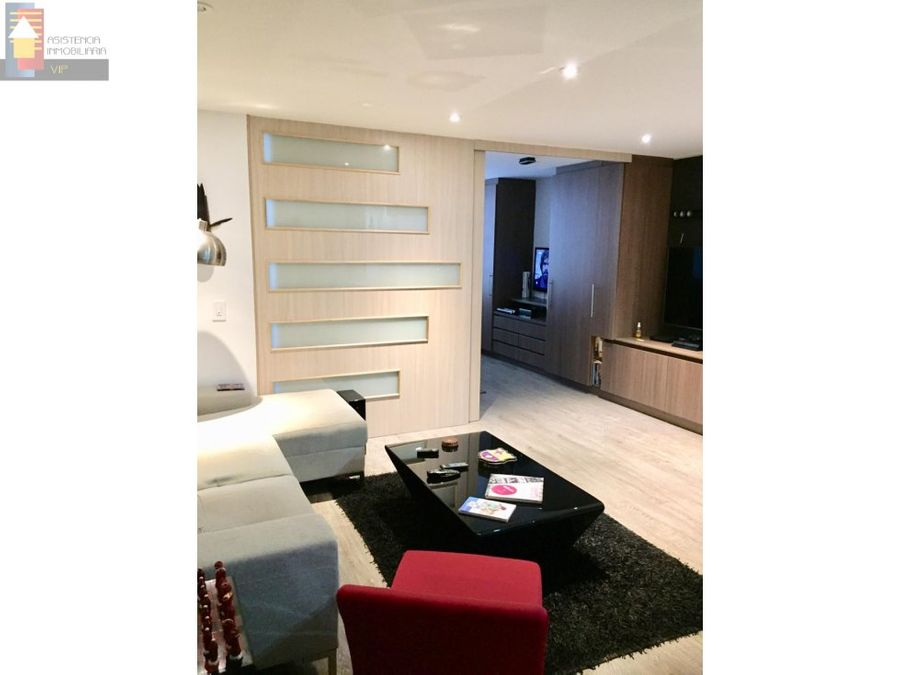 venta apartaestudio santa barbara 59 mt