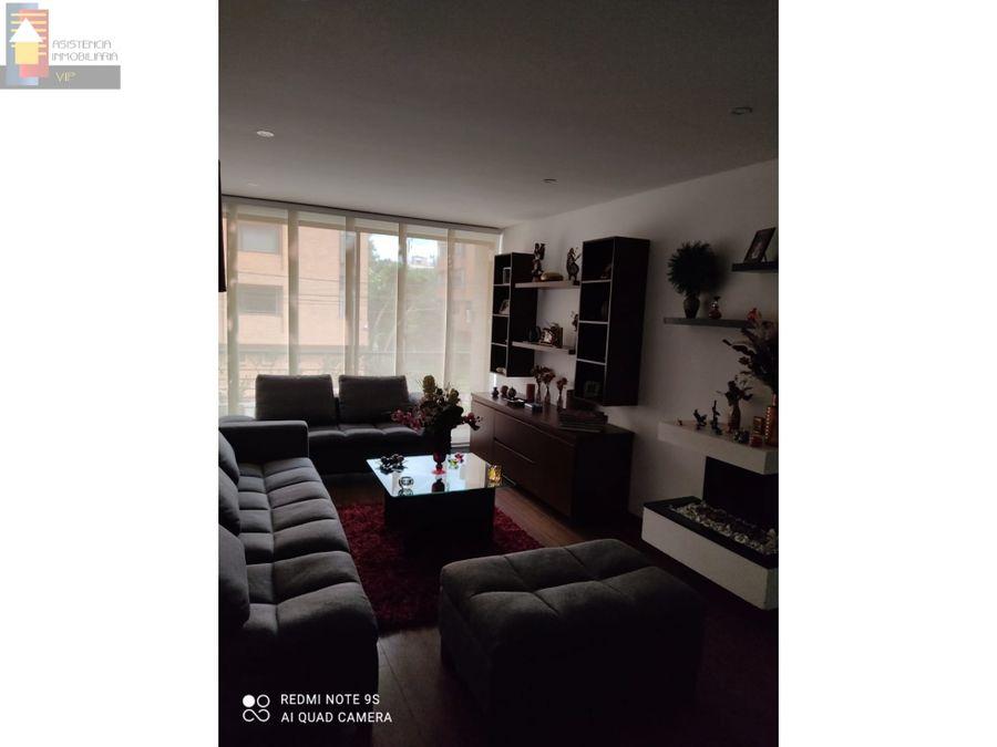 venta apartamento 105 mtrs santa barbara dos balcones