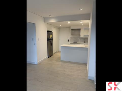 apartamento de un dormitorio en venta edificio quo