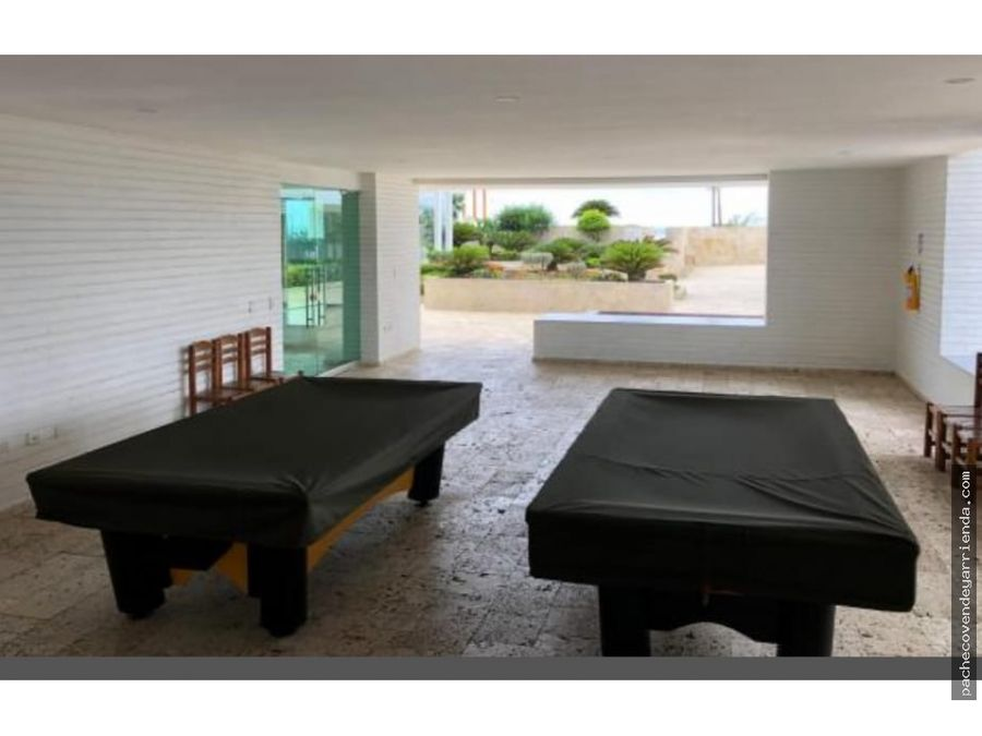 en marbella cartagena vendemos hermoso apartamento condominio