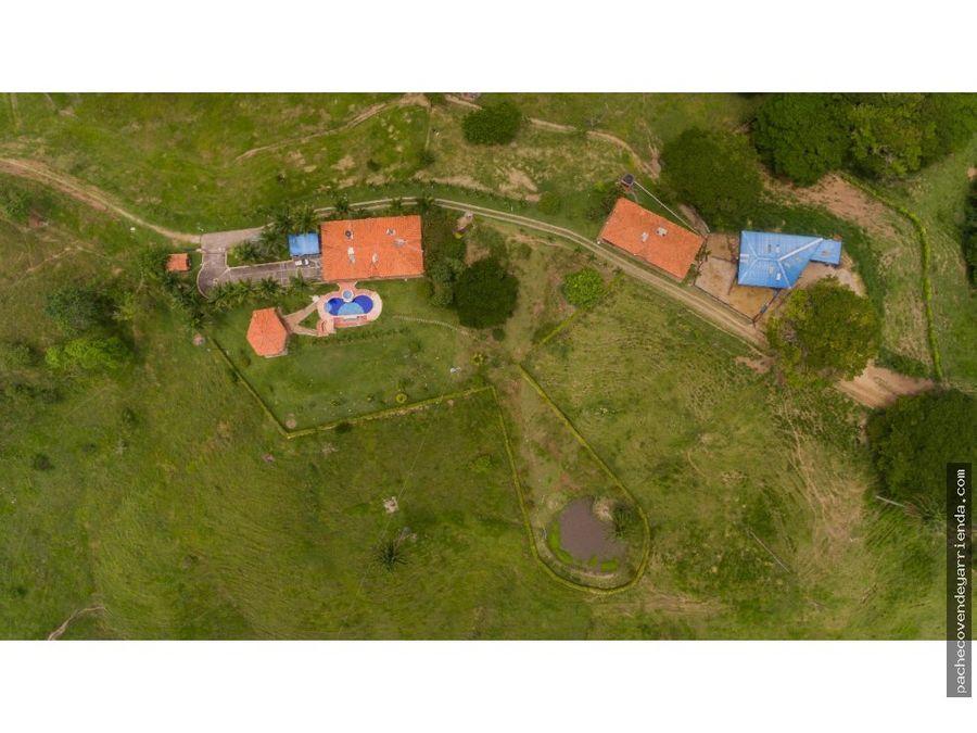 se vende espectacular finca cartago valle del caucacm
