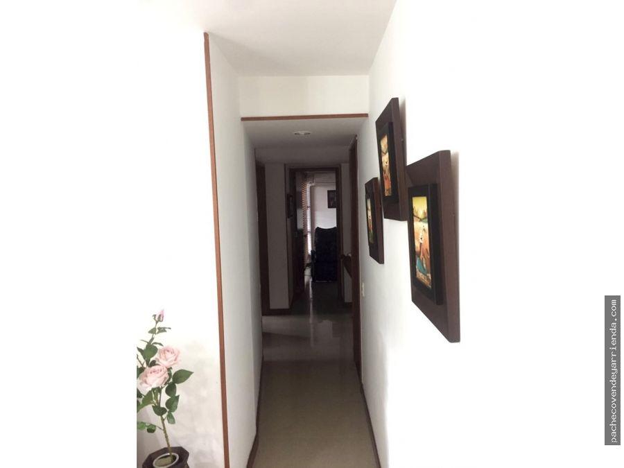 se vende apartamento moderno la hacienda sur cali