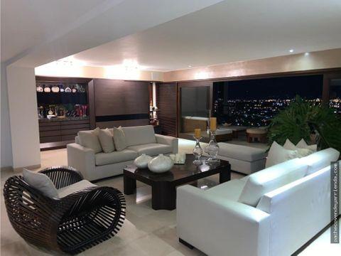 se vende maravilloso penthouse con personalidad oeste calilv