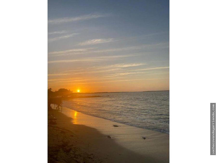 se vende hotel en playa playa blanca golfo de morrosquillo