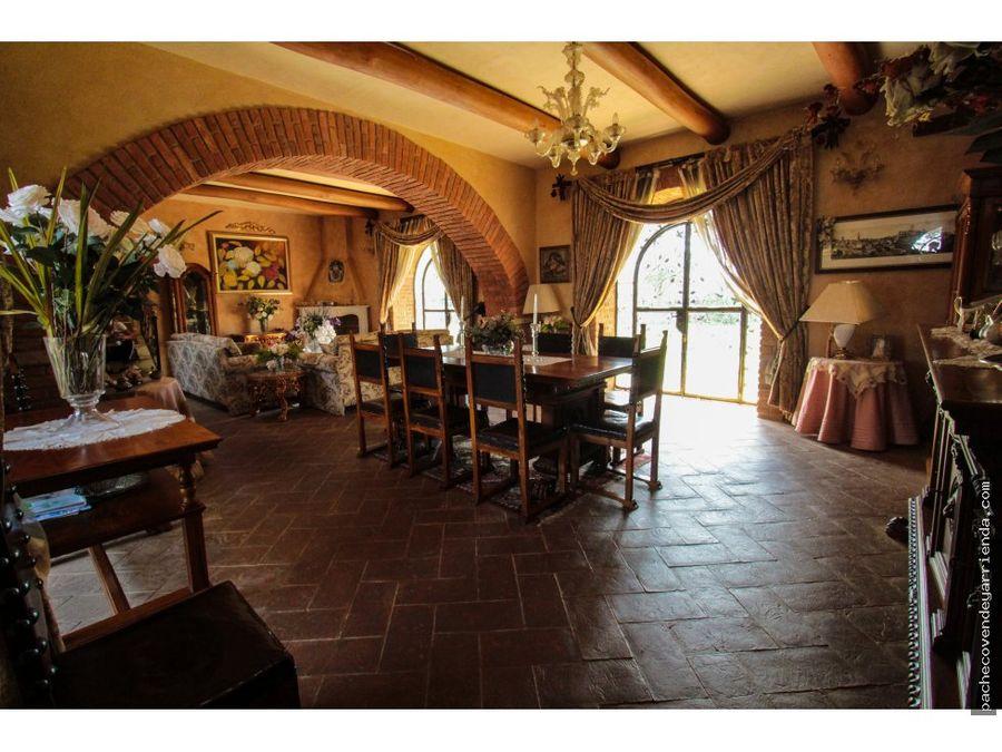 vendemos hermosa villa campestre mesa de los santos santander