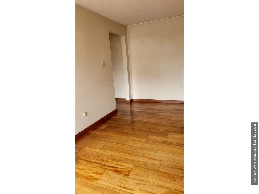 vendemos apartamento de una alcoba pontevedra bogota