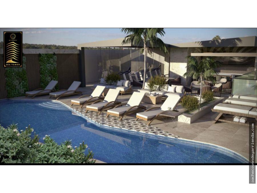 venta apartamentos desde 3879 mts playa del carmen mexico