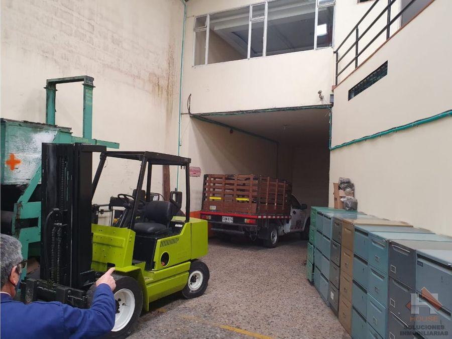 bodega en venta samper mendoza zona industrial