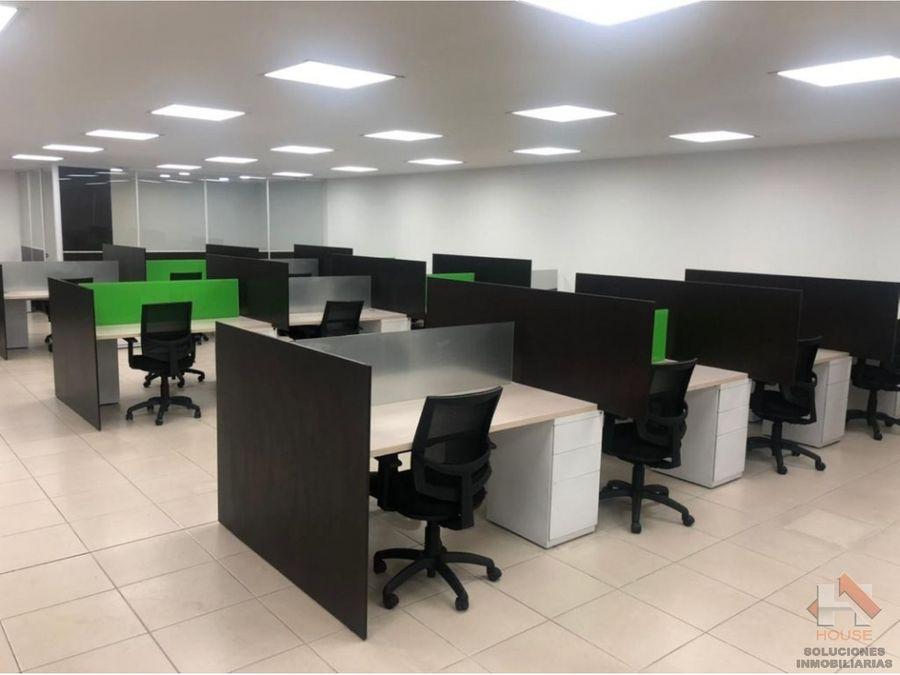 oficina en arriendo amoblada zona centro