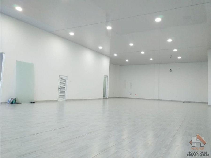 oficina en arriendo sector villavicencio