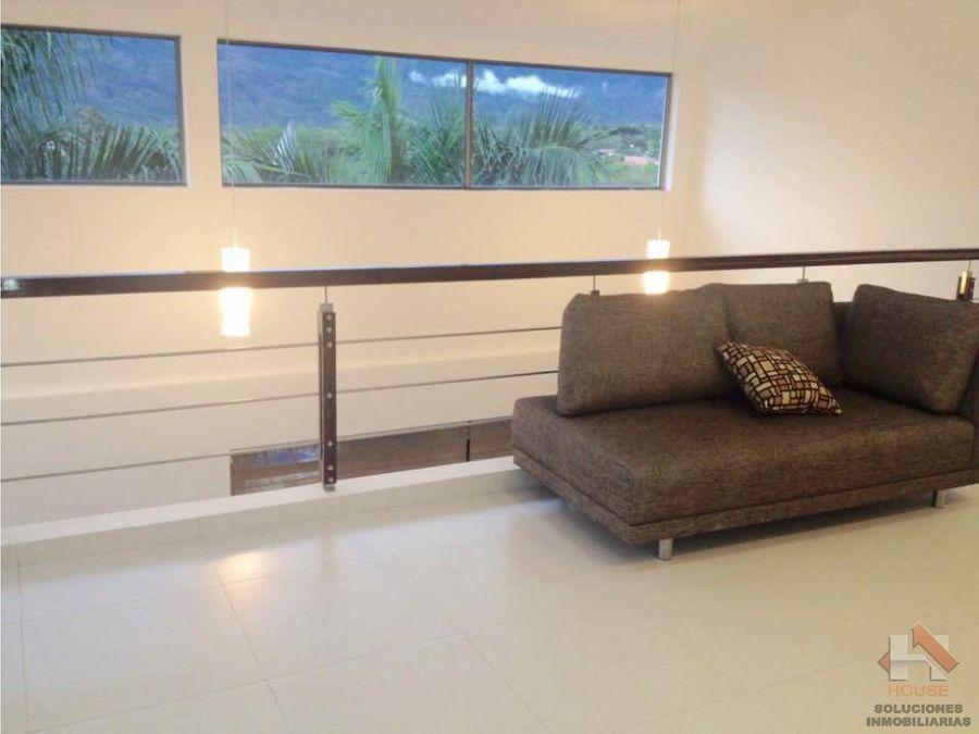 vendo magnifico apartamento en club campestre chinauta