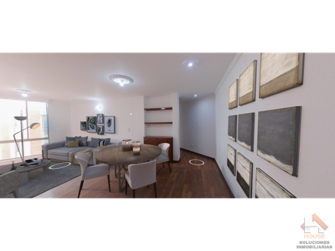 apartamento en venta cedro bolivar usaquen