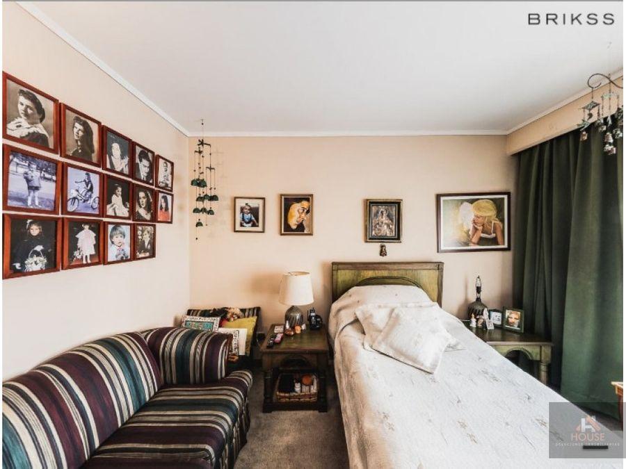 apartamento en venta sector chico bogota