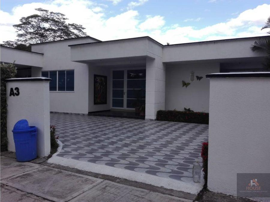 casa condominioen venta villavicencio