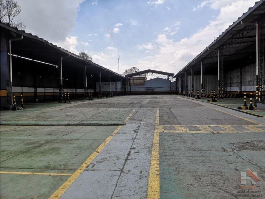 bodega en arriendo sector puente aranda zona industrial