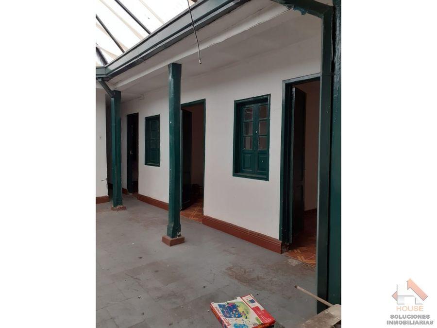 casa lote en venta sector santa sofia bogota