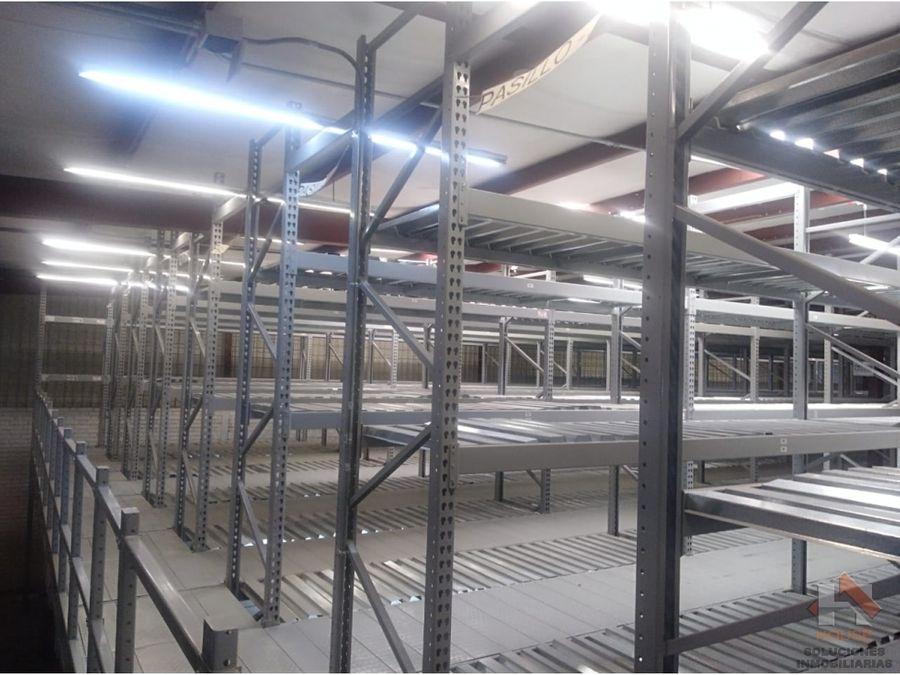 bodega en venta sector fontibon parque industrial