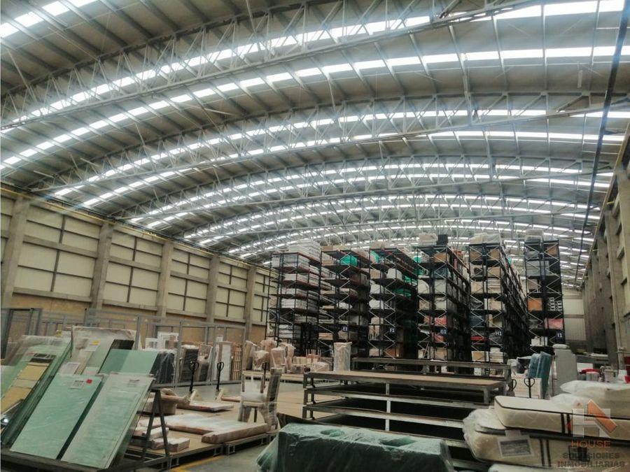 bodega en arriendo via siberia parque industrial