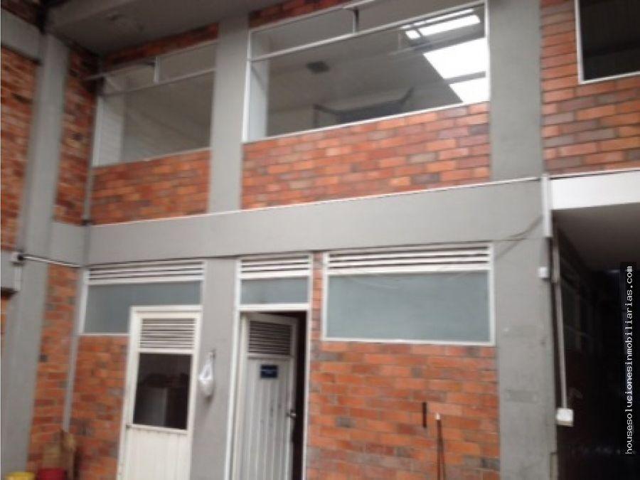 edificio en venta galan bogota