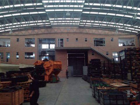 bodega en arriendo sector fontibon parque industrial