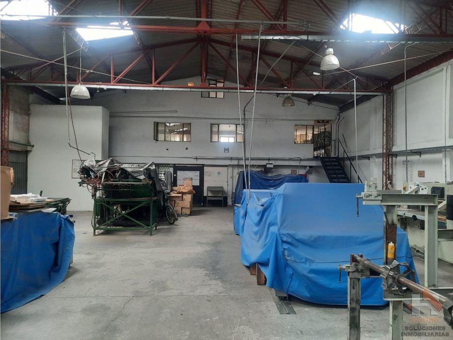 bodega en arriendo sector boyaca real industrial