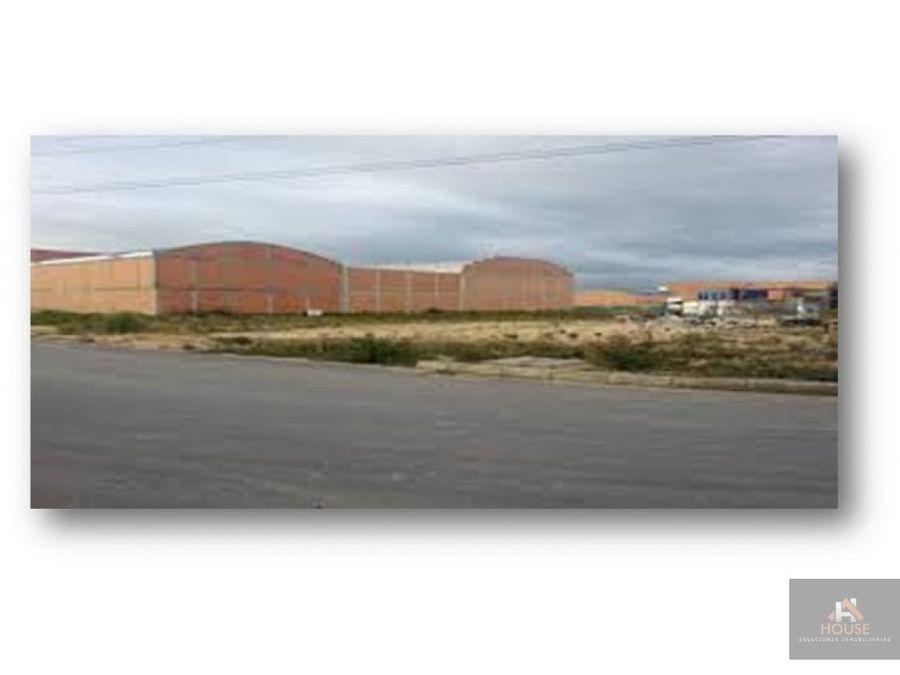 lote en venta mosquera parque industrial
