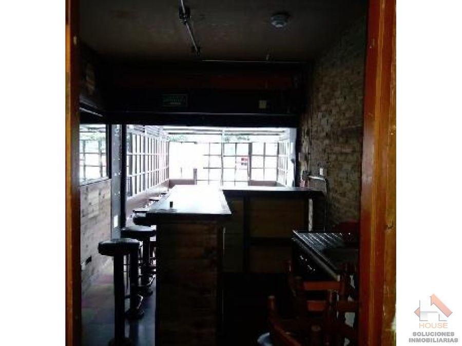 local tipo bar chapinero zona comercial