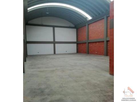 bodega en venta tunja 900m2 parque industrial