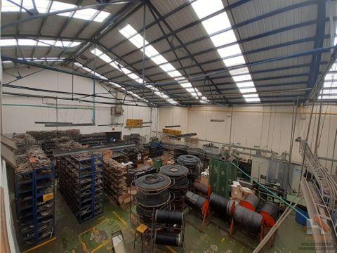 bodega en venta sector vergel industrial